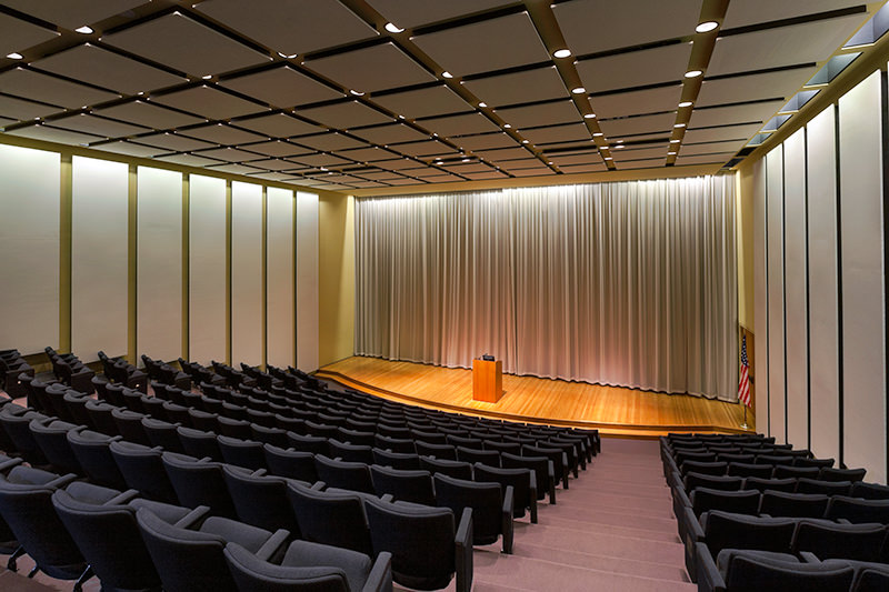 Ethel S. Abbott Auditorium
