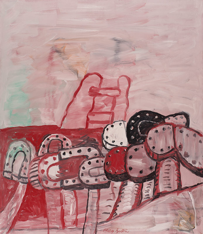 Philip Guston, Pit II