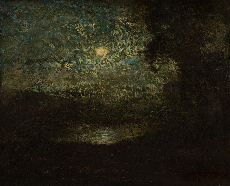 Moonlight by Ralph Albert Blakelock