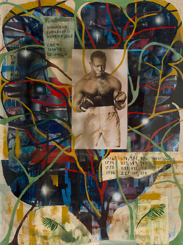 "Radcliffe Bailey artwork: ""Untitled"""